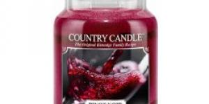 Country Candle Pinot Noir 652 g