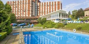 Hévíz v hoteli Danubius Health Spa Resort Aqua