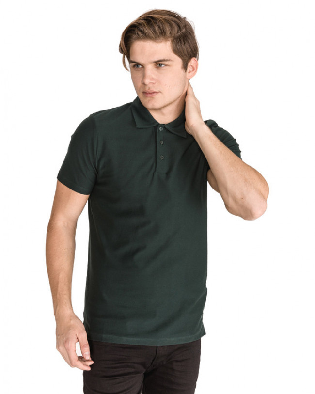 Jack & Jones Ezra Polo tričko Zelená