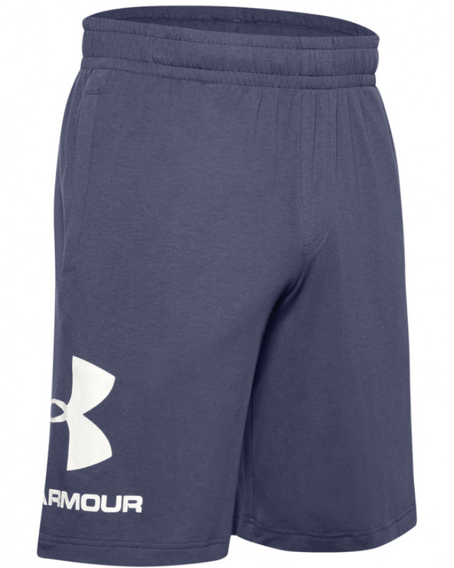 Under Armour Sportstyle Kraťasy Modrá
