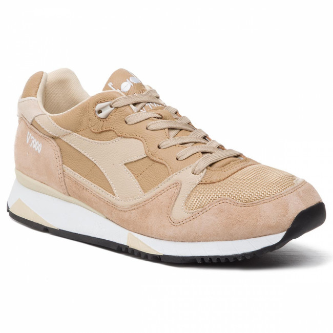 Sneakersy DIADORA - V7000 Italia 501.170942 01 C6585 Bleached Sand/Croissant