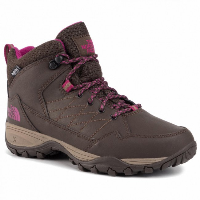 Trekingová obuv THE NORTH FACE - Storm Strike II Wp T93RRRGTJ  Coffe Brown/Fossil