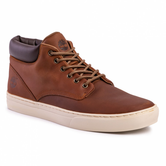 Outdoorová obuv TIMBERLAND - Adventure 2.0 Chukka TB0A1JUN3581  Md Brown Full Grain