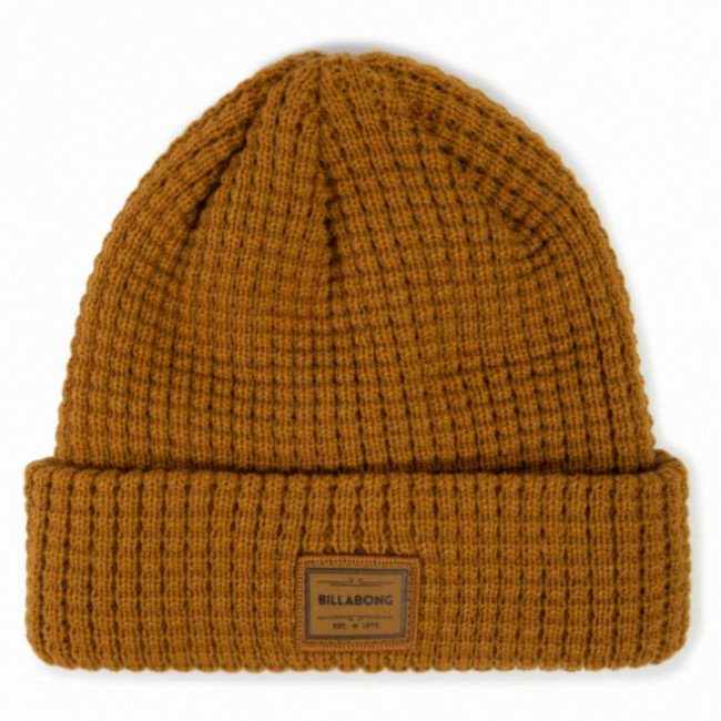 Čiapka BILLABONG - Resort Beanie Q6BN05BIF9  Beeswax 2551
