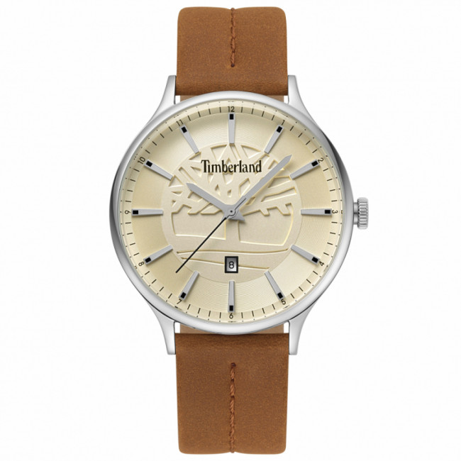 Hodinky TIMBERLAND - Marblehead 15488JS/07 Brown/Silver