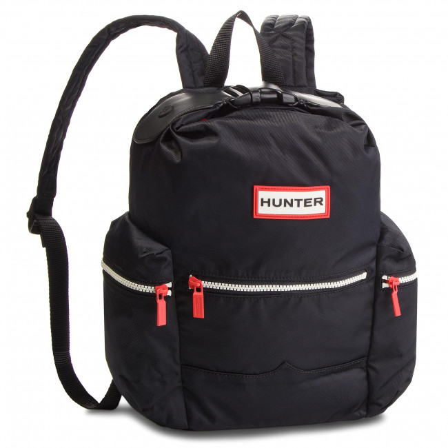 Ruksak HUNTER - Original Topclip Backpack Nylon UBB6018ACD  Black