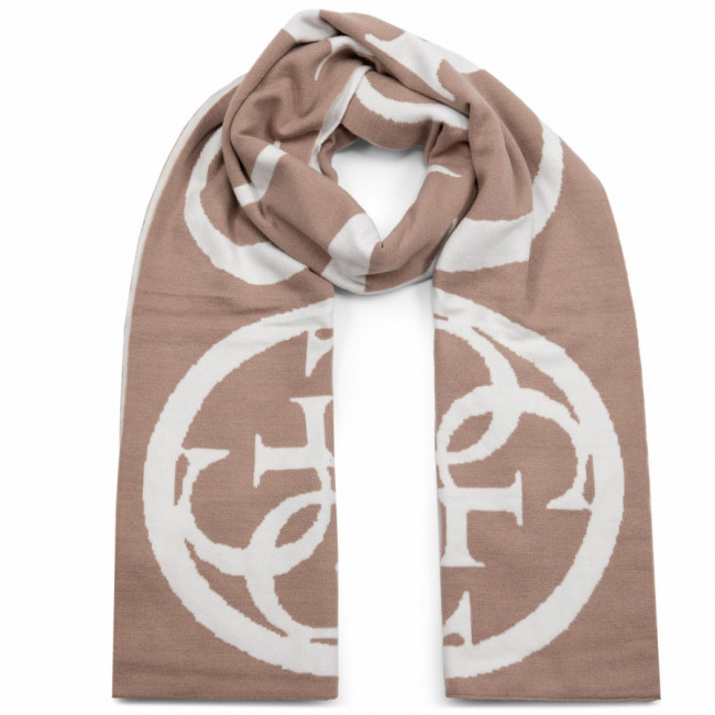 Šál GUESS - Not Coordinated Scarves AW8205 WOL03 CAM
