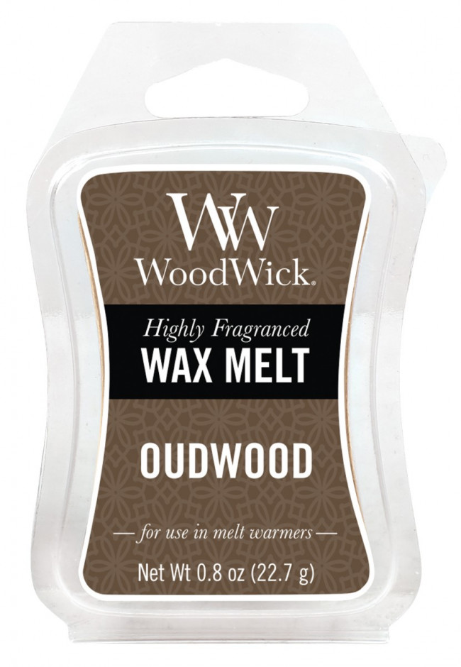 WoodWick vonný vosk do aromalampy One Thogether Oudwood