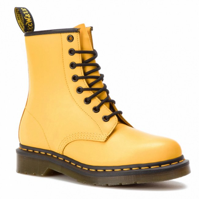 Glady DR. MARTENS - 1460 Smooth 24614700 Yellow