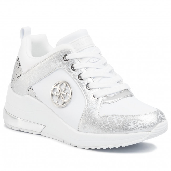 Sneakersy GUESS - Jaryds4 FL6JRY FAL12  WHISI