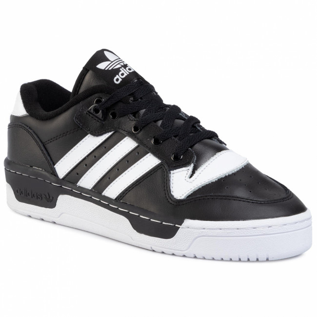 Topánky adidas - Rivalry Low EG8063 Cblack/Ftwwht/Ftwwht