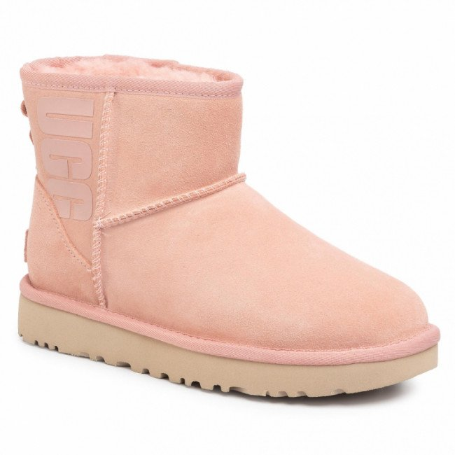 Topánky UGG - W Classic Mini Ugg Rubber Logo 1108231 Lss