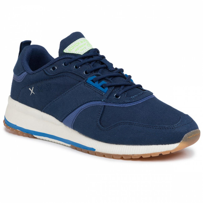 Sneakersy SCOTCH & SODA - Vivex 20838556 Medium Blue S652