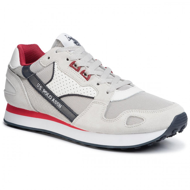 Sneakersy U.S. POLO ASSN. - Justin FLASH4117S0/YM1 Whi