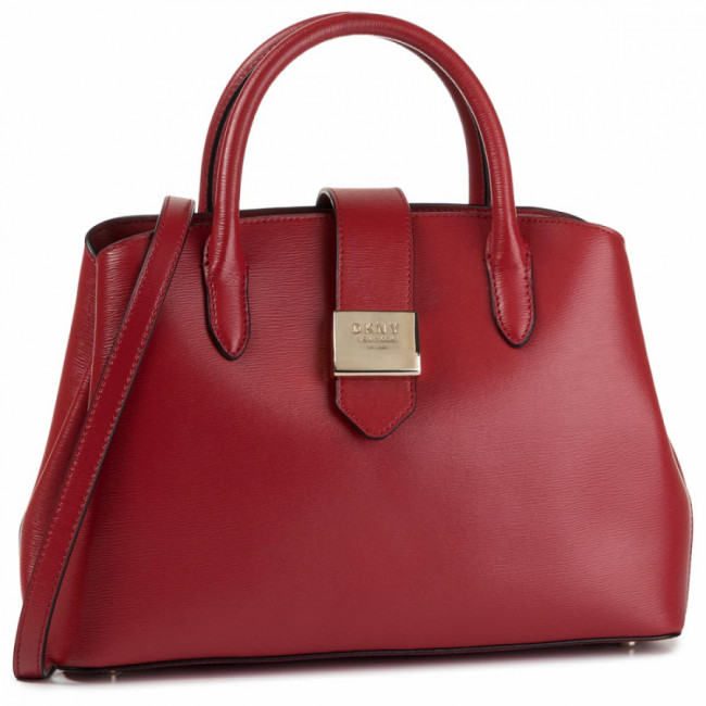 Kabelka DKNY - Lyla Centr Zip Tote R94D3F68 Bright Red 620