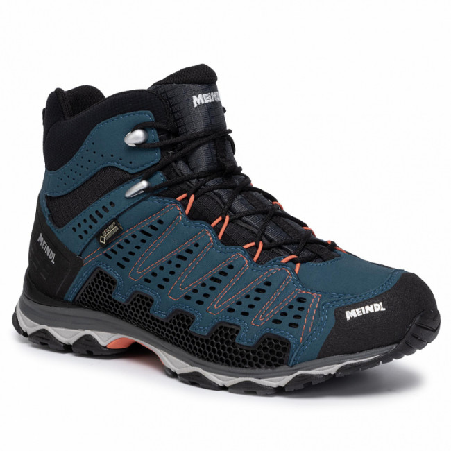 Trekingová obuv MEINDL - X-So 70 Mid Gtx GORE-TEX 3986 Blau/Orange 09