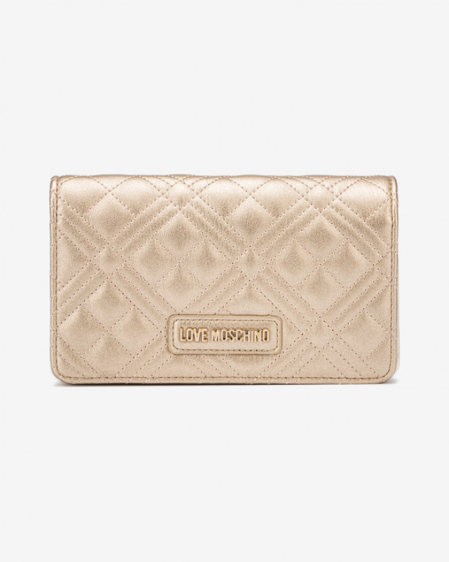 Love Moschino Cross body bag Zlatá