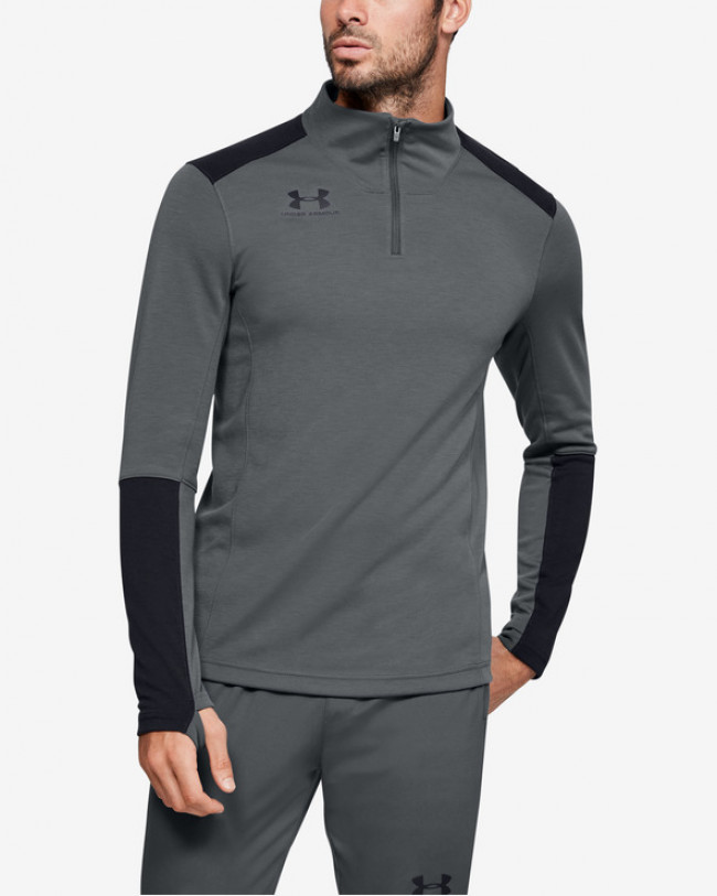 Under Armour Accelerate Tričko Šedá