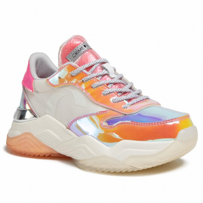 Sneakersy CRIME LONDON - Mercer 25409PP2.68 Multicolor