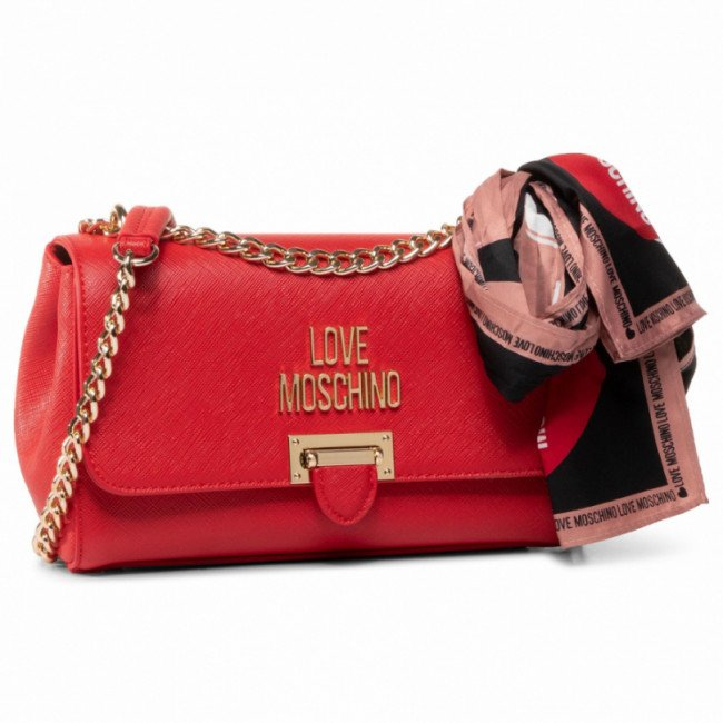 Kabelka LOVE MOSCHINO - JC4239PP0AKG0500 Rosso