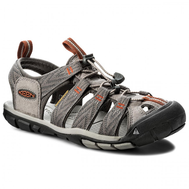 Sandále KEEN - Clearwater Cnx 1018497 Grey Flannel/Potters Clay