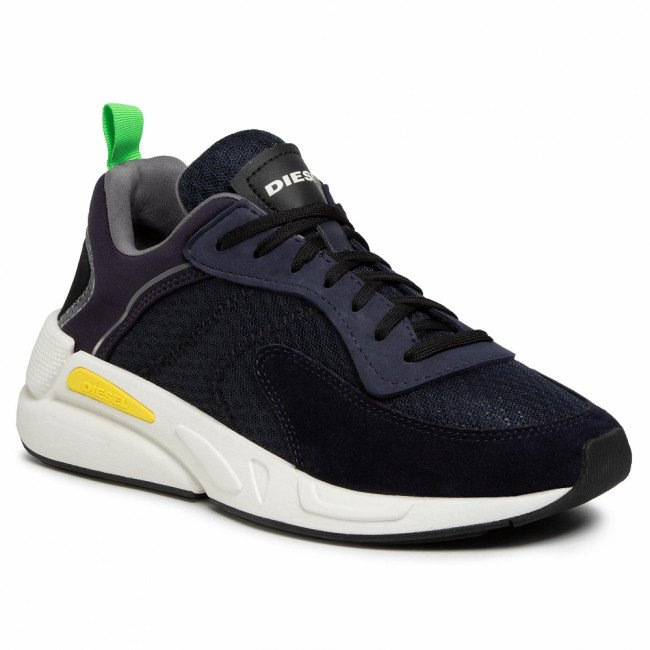 Sneakersy DIESEL - S-Serendipity Low Y02159-P3163 H7999 Blue Nights/night Sk