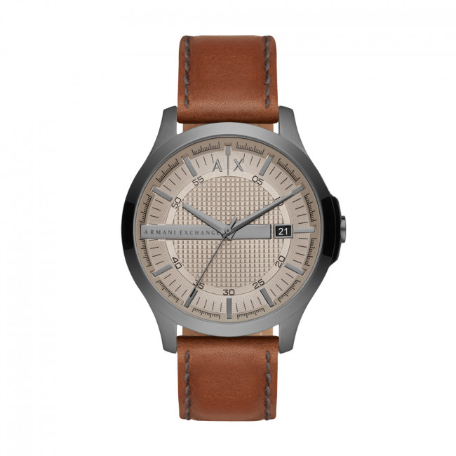 Hodinky ARMANI EXCHANGE - Hampton AX2414 Brown/Grey