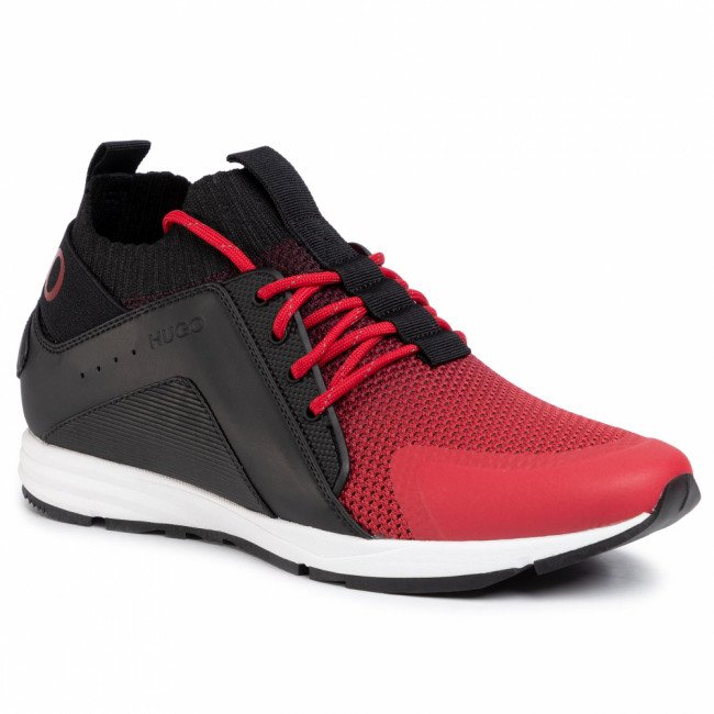 Sneakersy HUGO - Hybrid 50428662 10225870 01  Open Red 640