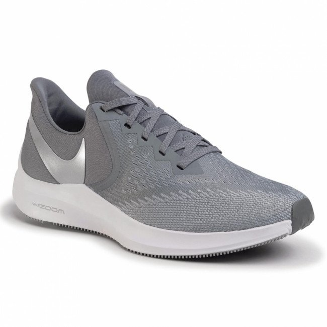 Topánky NIKE - Zoom Winflo 6 AQ7497 002 Cool Grey/Mtlc Platinum