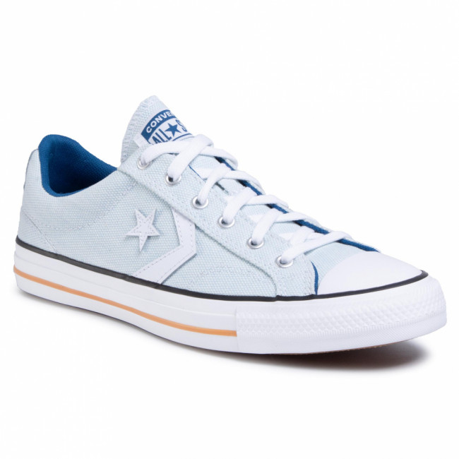 Tramky CONVERSE - Star Player Ox 167672C  Agate Blue/White/court Blue