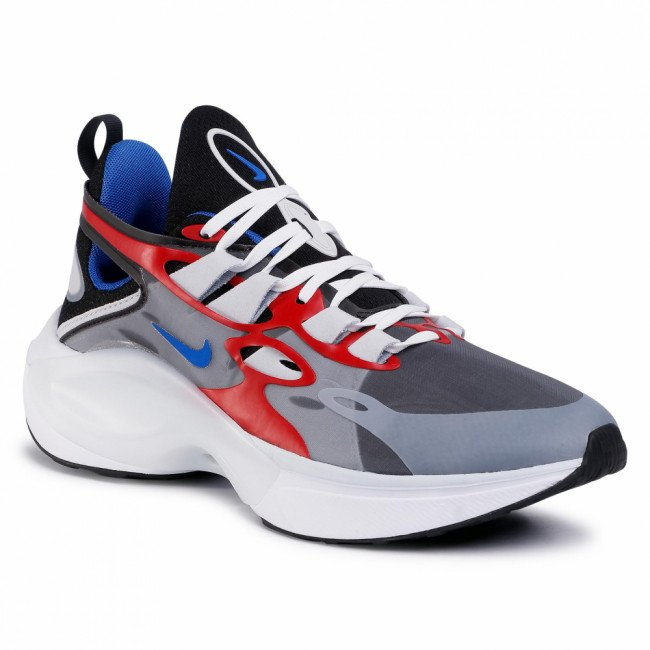 Topánky NIKE - Signal D/MS/X AT5303 006 Black/Game Royal