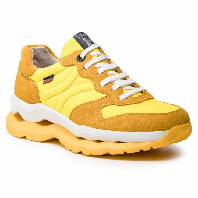 Sneakersy CALLAGHAN - Luxe 17801 Amarillo