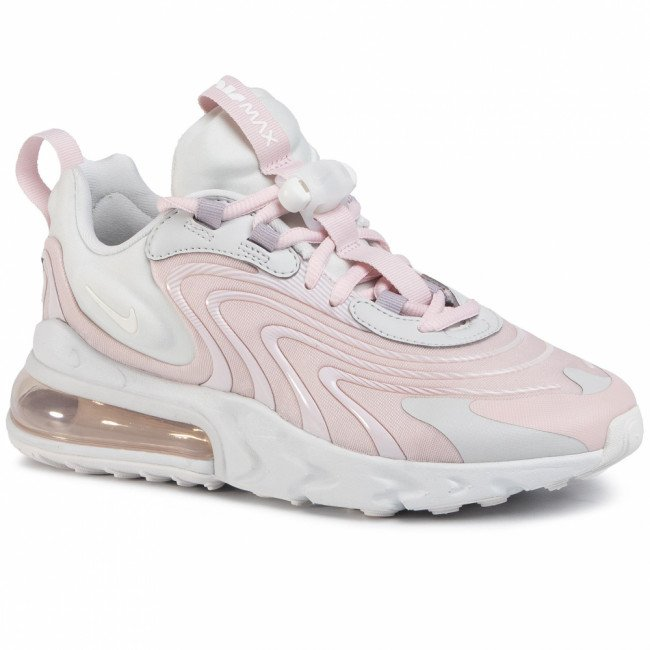 Topánky NIKE - Air Max 270 React Eng CK2595 001 Photon Dust/Summit White