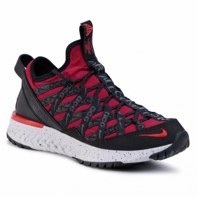 Topánky NIKE - Acg React Terra Gobe BV6344 601  Noble Red/Habanero Red