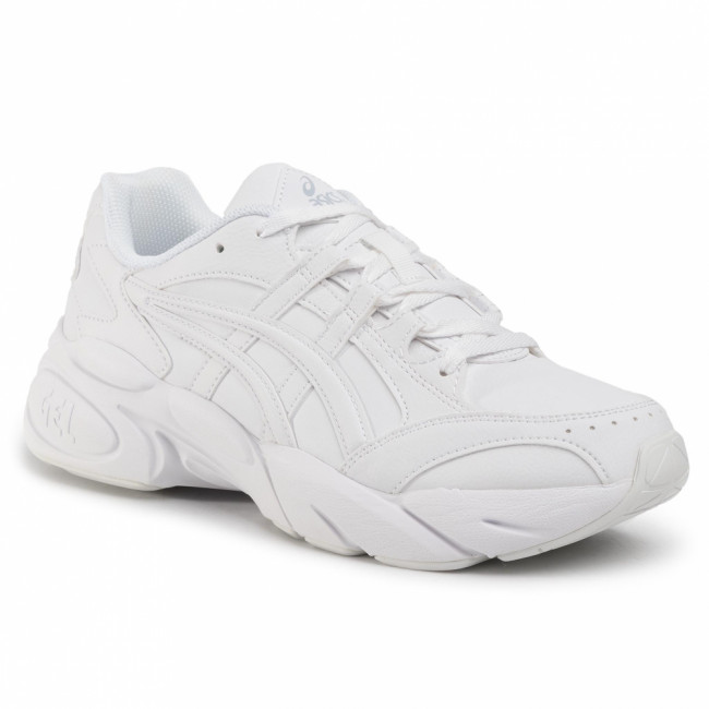 Sneakersy ASICS - Gel-Bnd Gs 1024A040 White/White 100