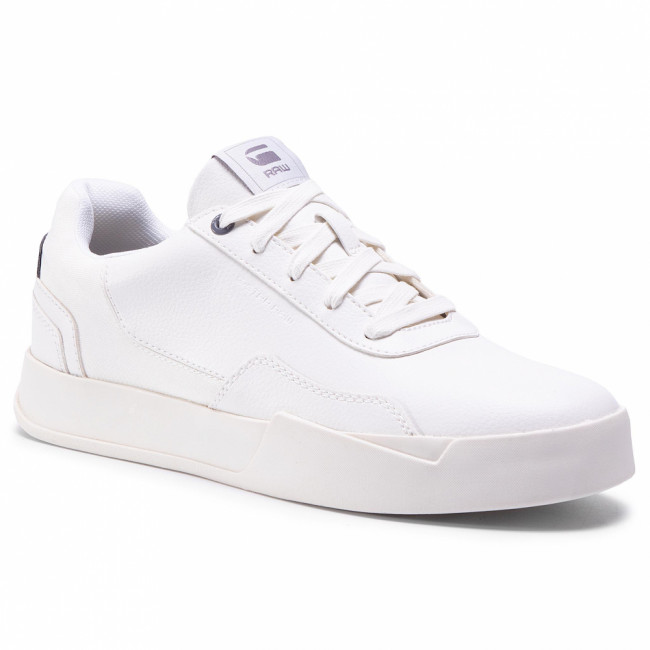 Sneakersy G-STAR RAW - Rackam Revend D17386-B698-111 Milk