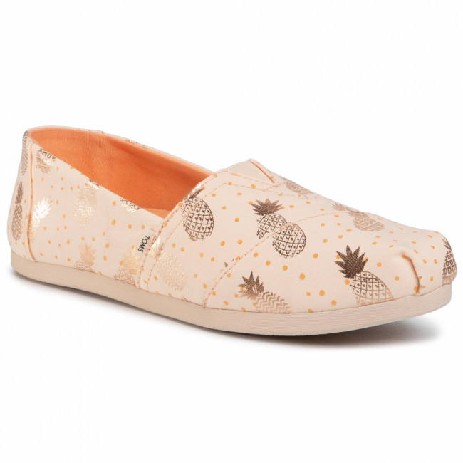 Poltopánky TOMS - Classic 10015062 Rose Gold