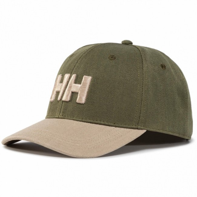 Šiltovka HELLY HANSEN - Brand Cap 67300 Forest Night 469