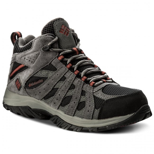 Trekingová obuv COLUMBIA - Canyon Point Mid Waterproof YM5415 Black/Gypsy 010