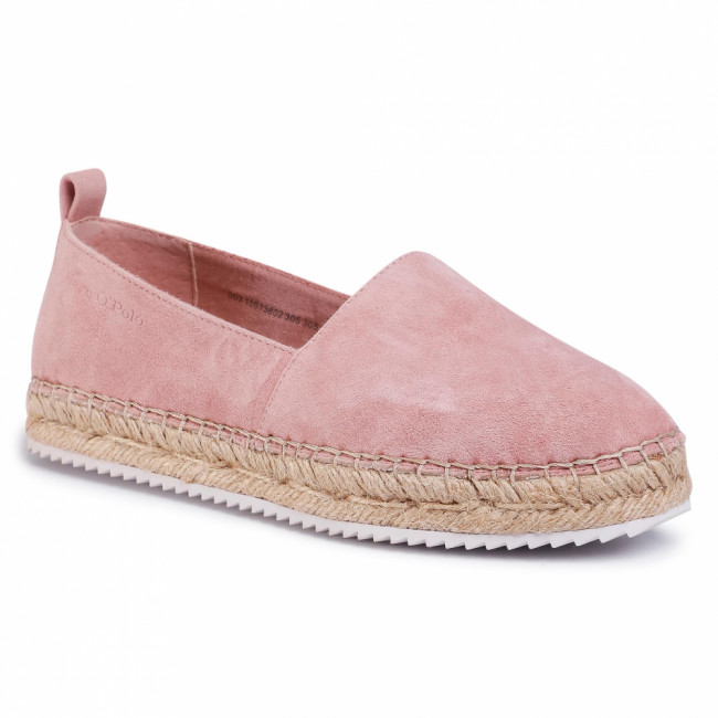 Espadrilky MARC O'POLO - 003 15613802 Rose 305