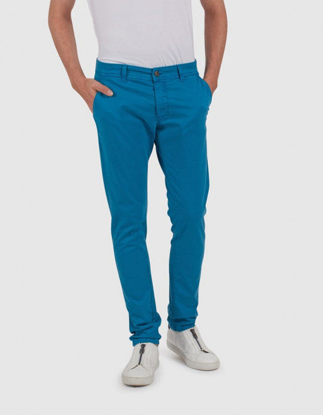 Nohavice La Martina Chino Stretch Twill