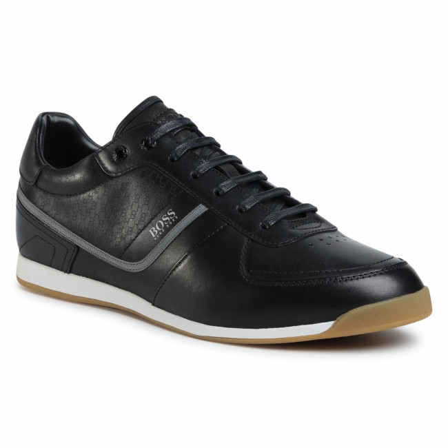 Sneakersy BOSS - Glaze 50432560 10214384 01 Black 001