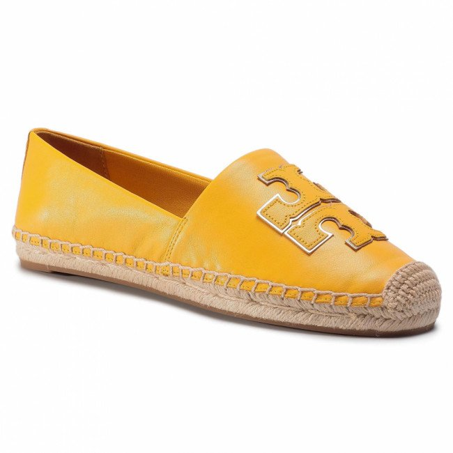 Espadrilky TORY BURCH - Ines Espadrille 52035 Goldfinch/Goldfinch/Gold 713