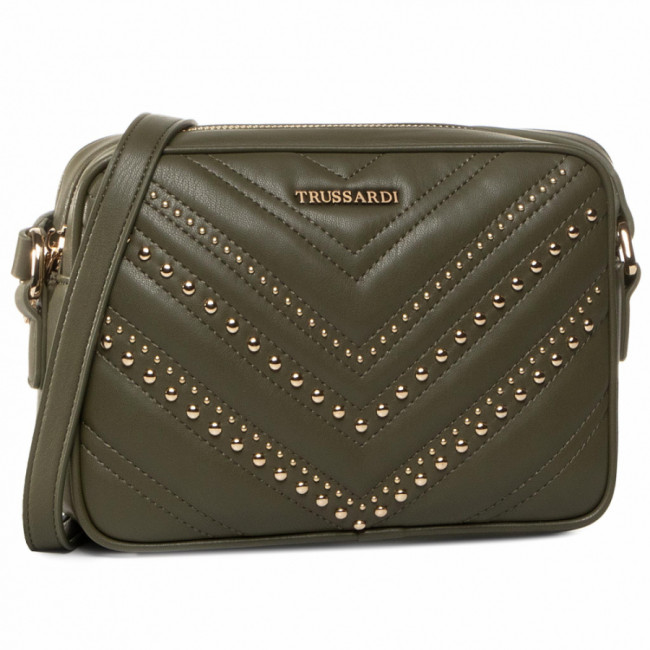 Kabelka TRUSSARDI JEANS - Berlino Camera Bag 75B00995 Military G260