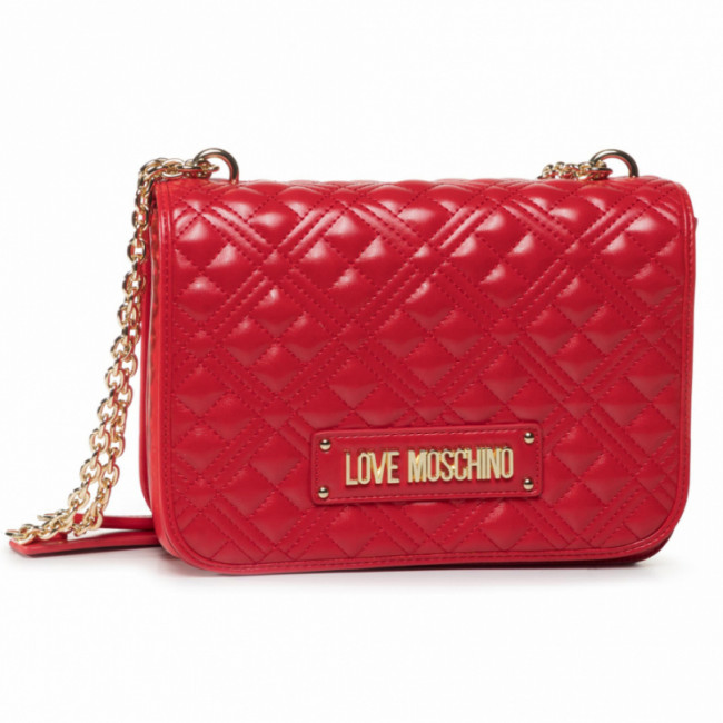 Kabelka LOVE MOSCHINO - JC4000PP1BLA0500 Rosso
