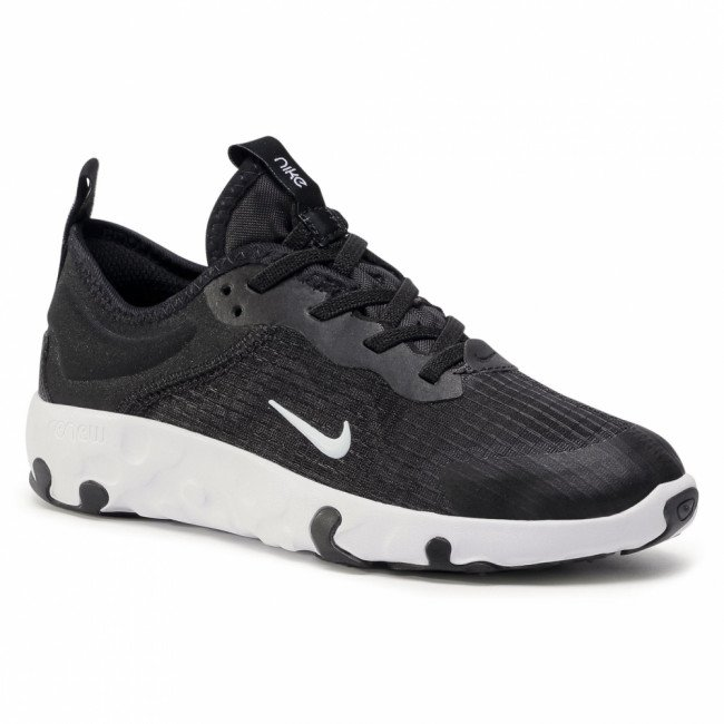 Topánky NIKE - Renew Lucent (Ps) CD6904 001 Black/White
