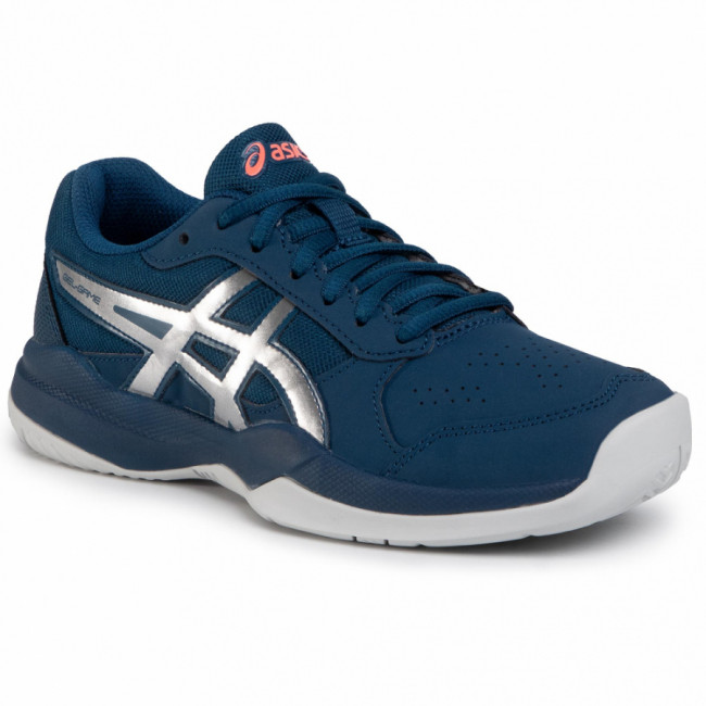 Topánky ASICS - Gel-Game 7 Gs 1044A008  Mako Blue/Pure Silver 402
