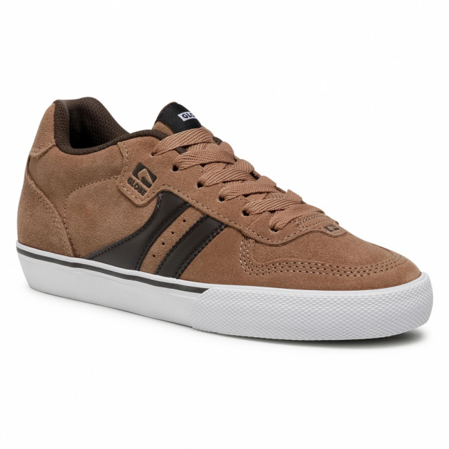 Sneakersy GLOBE - Encore-2 Tan/Brown 16263