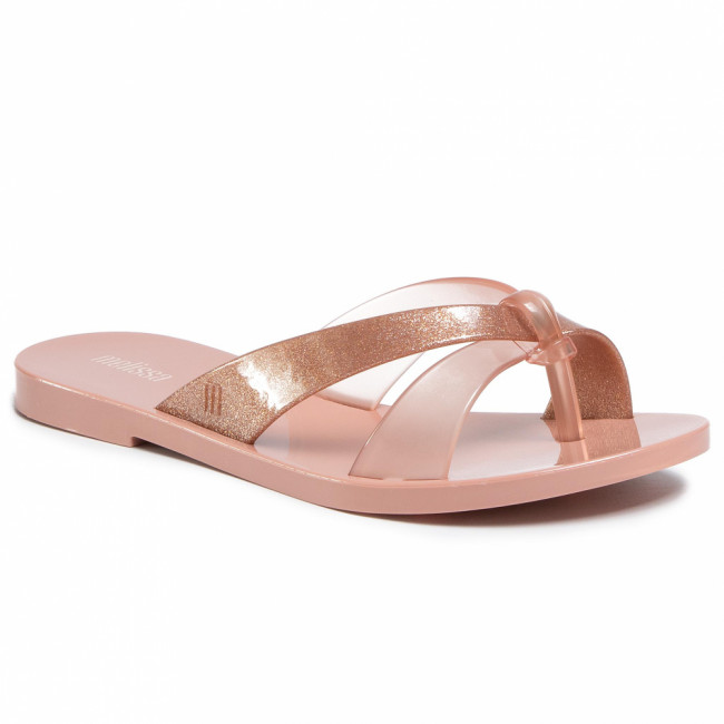 Žabky MELISSA - Must Ad 32821 Pink/Pink Glitter 53328