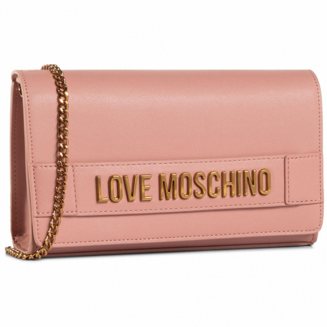 Kabelka LOVE MOSCHINO - JC4103PP1BLK0621 Rosa Scuro